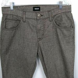 NWT🆕 HUDSON Mens BLAKE Straight Leg Jeans Size 33